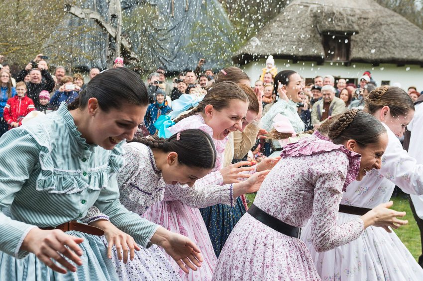 Hungary Easter Tradition