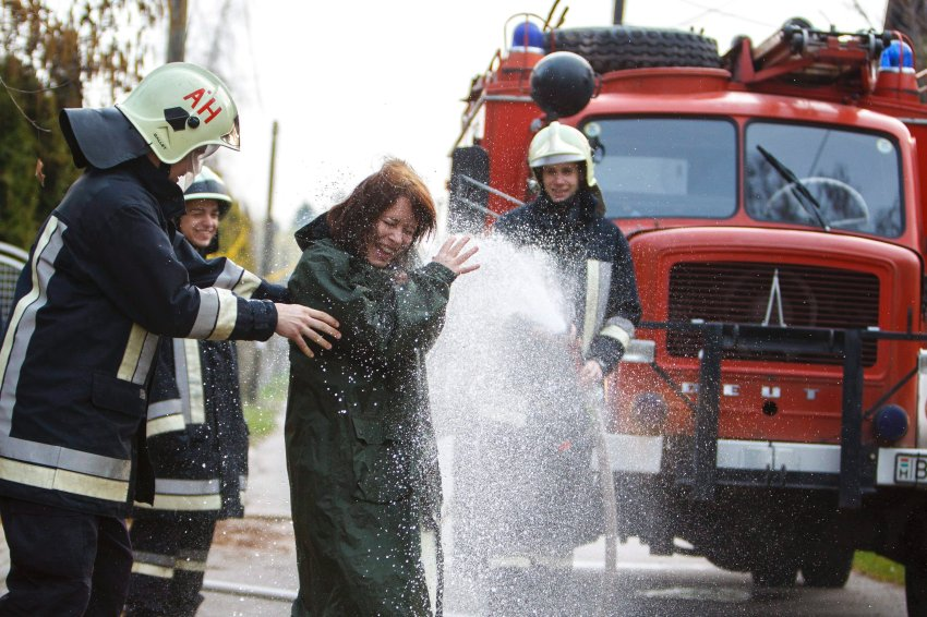 'Wet Monday' in Hungary